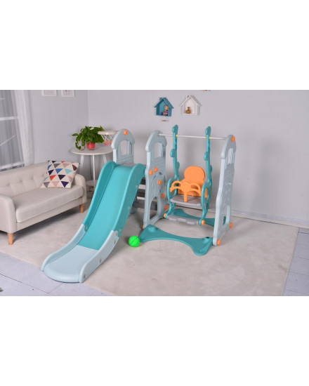 Fun Slide and Swing 3 in 1 Parklon