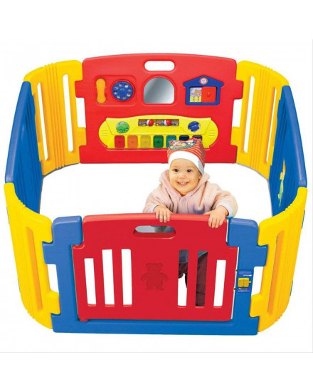 Haenim Little Playzone Baby Fence