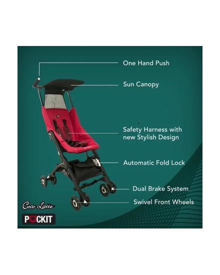 Coco Latte POCKIT Stroller CL839
