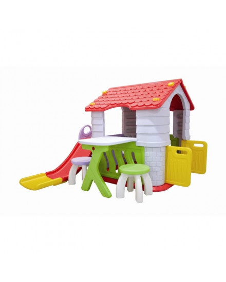 Labeille Dream House with Elephant Slide