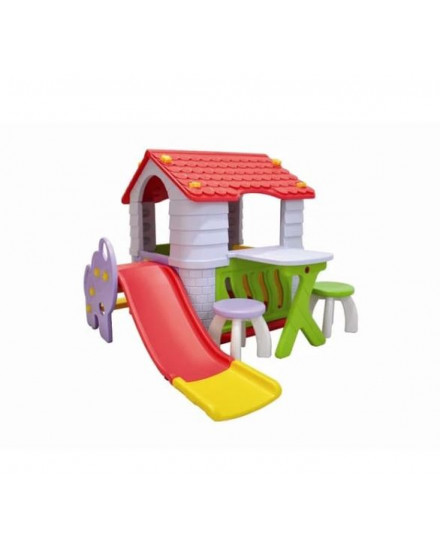 Labeille Luxury Dream House with Elephant Slide