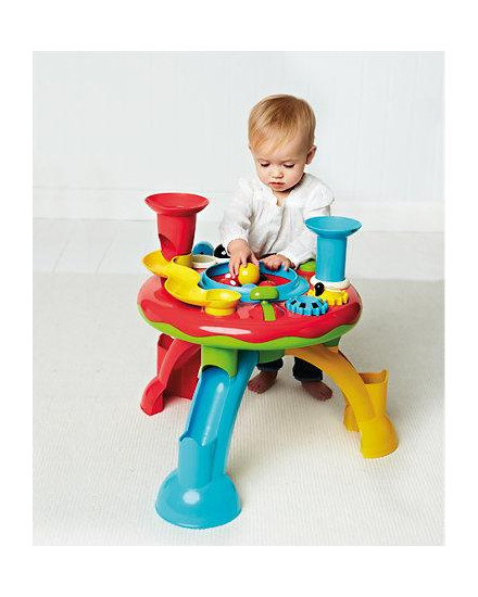 ELC Lights and Sounds Activity Table - Red