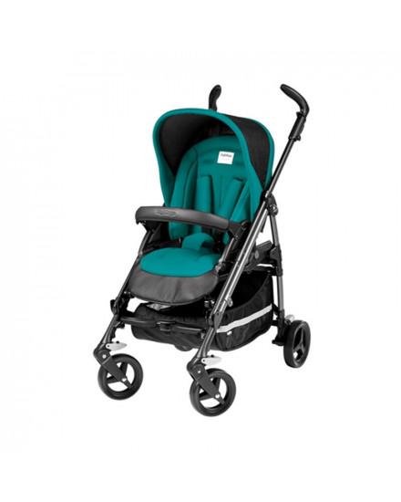 Peg Perego Switch Green Stroller
