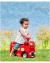 Happyland Ride On Bus