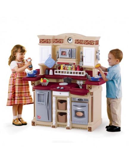 Step 2 Lifestyle Party Time Kitchen (dengan aksesoris pengganti IKEA)