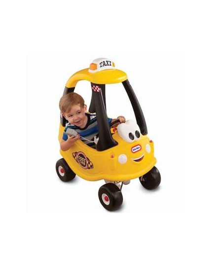 Little Tikes Coupe Cab Yellow
