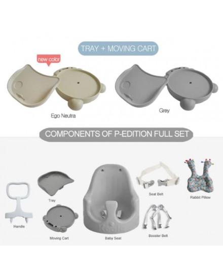 Essian P Edition Premium Baby Chair - Coral Blue