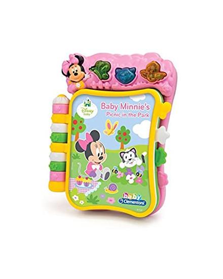 Baby Minnie's Sweet Book Talking Books