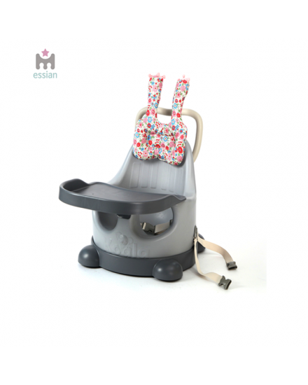 Essian P Edition Premium Baby Chair - Metal Grey