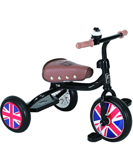 London Taxi Tricycle Trike - Black