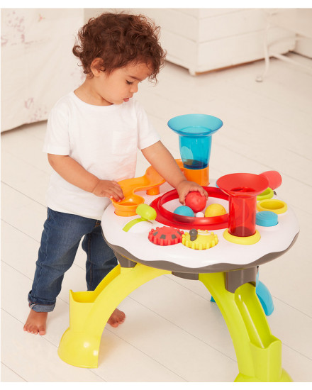ELC Light and Sound Activity Table - White