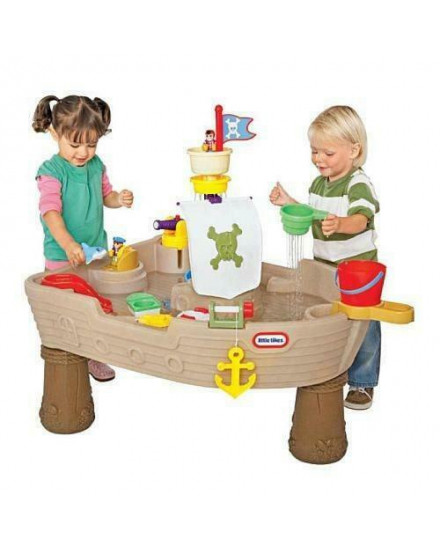 Little Tikes Anchors Away Pirate Ship Water Table