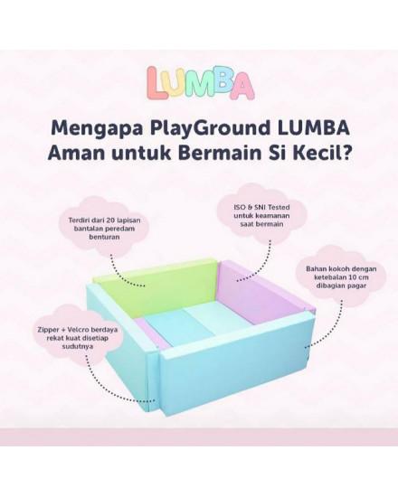 Lumba Playground 10cm - Cute Africa (new generation)