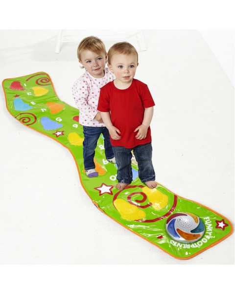 ELC Light and Sound Funky Footprints - Green