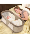 Summer Infant Sleeper By Your Side - Cream