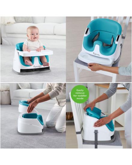 Ingenuity Baby Base 2-in-1 - Ultramarine Green
