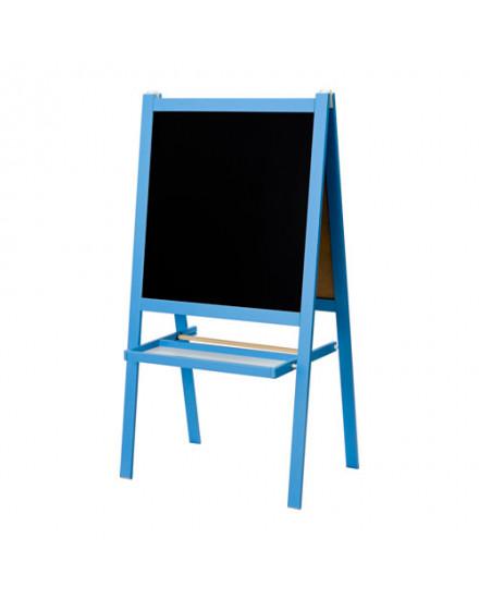 IKEA Mala Easel Papan Tulis - Biru Muda
