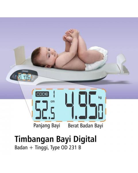 Onemed Baby Digital Scale Timbangan OD231-B