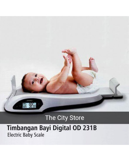 Onemed Baby Digital Scale Timbangan OD231-B