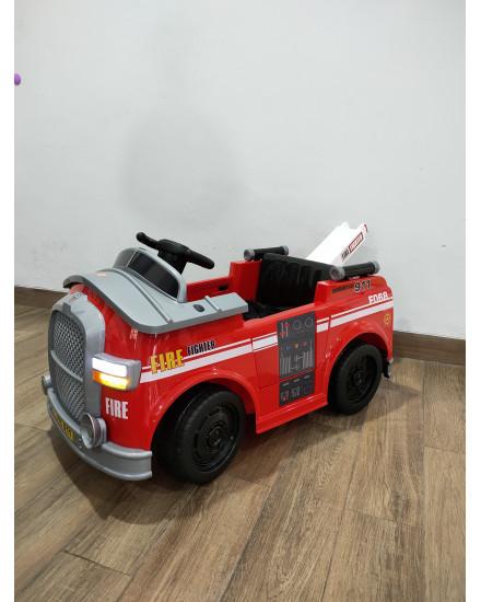 Fire Truck UK768 Mobil Aki - Red