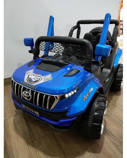 Jeep 6655 Mobil Aki - Blue