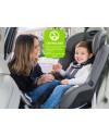 Nuna Rava Convertible Car Seat w Infant Insert - Granite