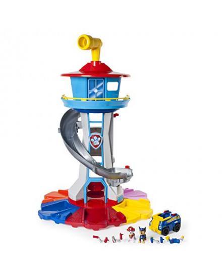 Paw Patrol My Size Lookout Tower (with 1 exclusive vehicles + 2 figures)