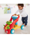 ELC Wooble Toddle 2 in 1 Ride On Push Walker