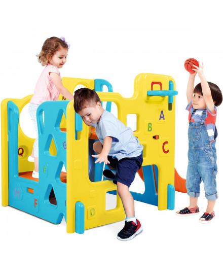 Grow n Up Climb n Explore Play Gym Slide