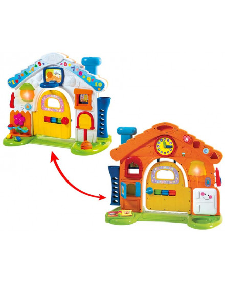 [DISKON] Winfun Peek-a-boo Fun House
