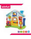 [DISKON] Winfun Peek-a-boo Fun House