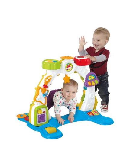 [DISKON] Playskool Rocktivity Sit Crawl n Stand Band