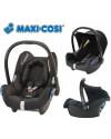 Maxi Cosi Cabriofix Essential Car Seat - Black