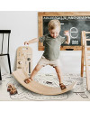 Wooden Balance Board (up to 60kg)