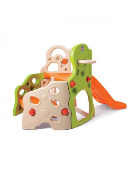 Grow n Up Little Adventurers Climber n Slide