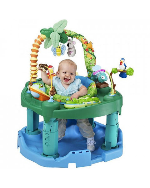 Evenflo Exersaucer Triple Fun Jumperoo