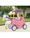 Little Tikes Princess Horse Carriage - Pink