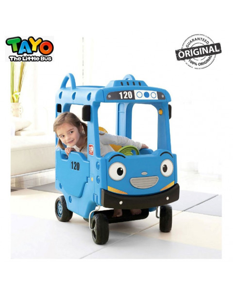 Tayo Bus Roof Car Ride On
