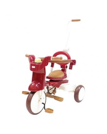 IIMO Tricycle 02 Folding - Eternity Red