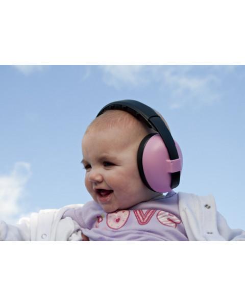 Baby Banz Earmuff - Pink