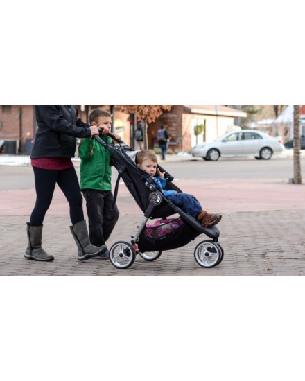 Baby Jogger City Mini Single - Black