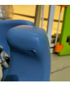 [DISKON] Essian P Edition Premium Baby Chair - Coral Blue