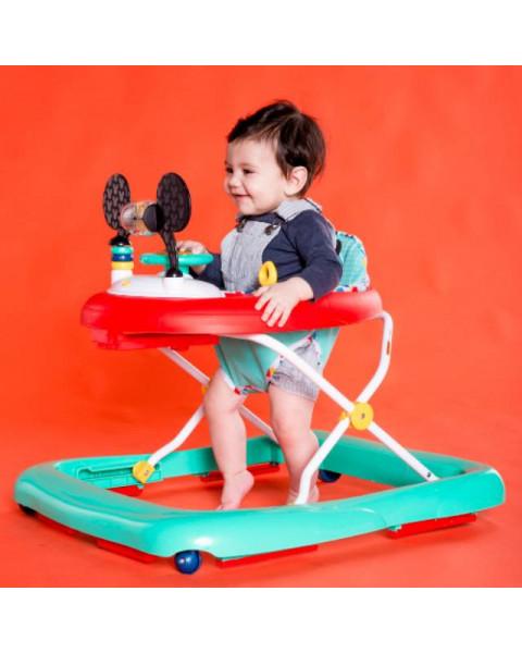 Bright Starts Disney Mickey Mouse Baby Walker