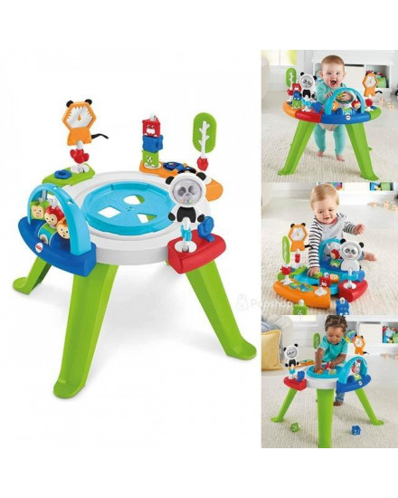 Fisher Price Spin and Sort 3-in-1 Activity Center