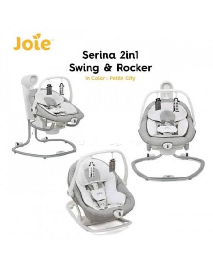 Joie Meet Serina 2 in 1 Bouncer Swing & Rocker - Petite City