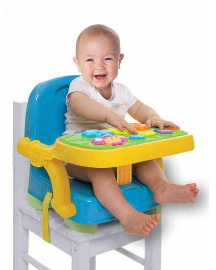 Winfun Musical Baby Booster Seat