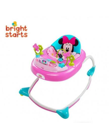 Bright Starts Disney Minnie Peekaboo Baby Walker