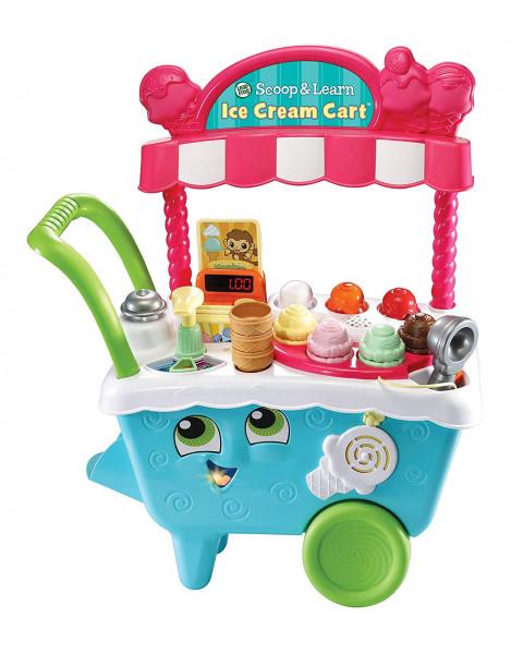 [DISKON] Leapfrog scoop and learn ice cream cart (minus sound)