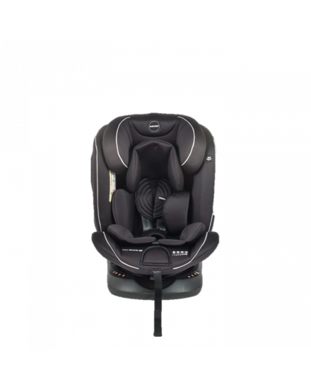 Babydoes Carseat Isofix Full Rotate 360 CH 8735 - Black