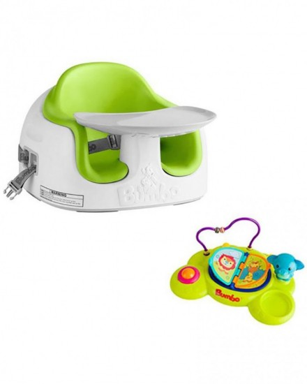 Bumbo Multi Seat with Playtop Safari
